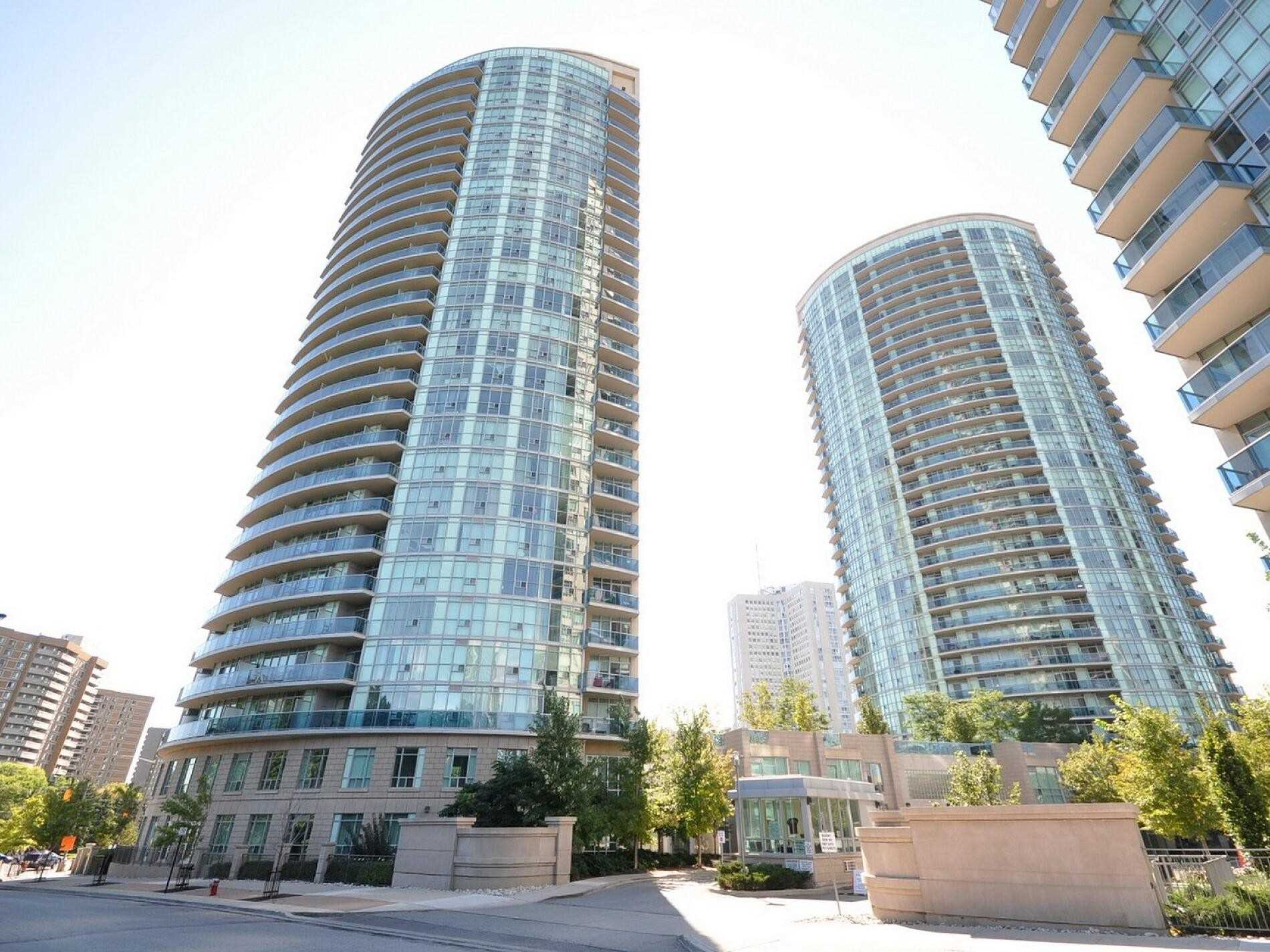 For Sale: 1603 - 90 Absolute Avenue, Mississauga, ON | 2 Bed, 2 Bath Condo for $525000.00. See 20 photos!