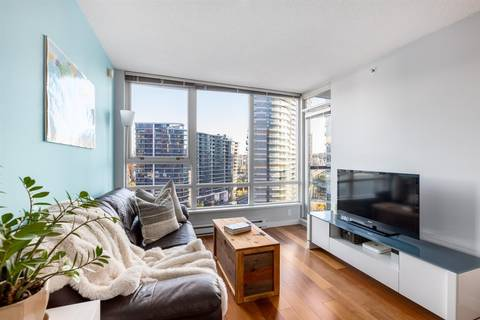 Condo for sale at 928 Beatty St Unit 1603 Vancouver British Columbia - MLS: R2413748