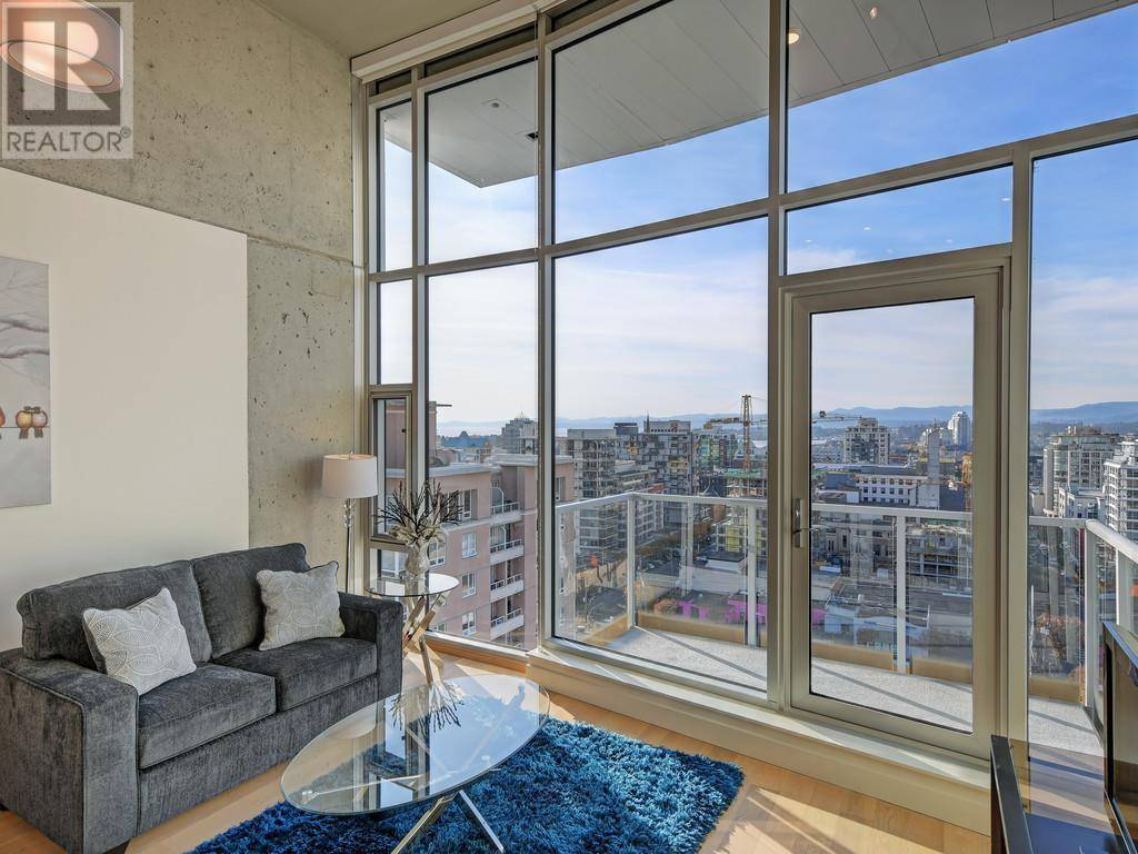 Condo for sale at 989 Johnson St Unit 1603 Victoria British Columbia - MLS: 417668
