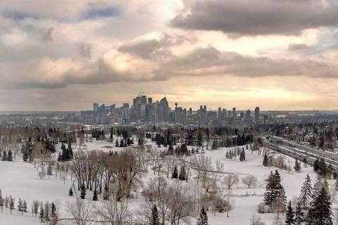 Condo for sale at 99 Spruce Pl Southwest Unit 1603 Calgary Alberta - MLS: C4286844