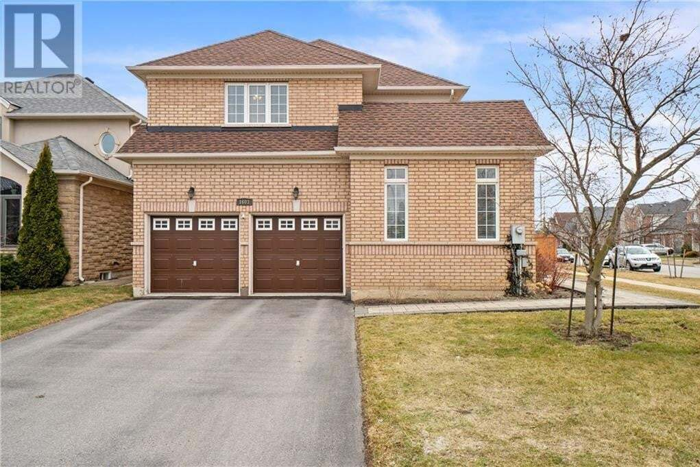House for sale at 1603 Stewart Cres Milton Ontario - MLS: 30824713