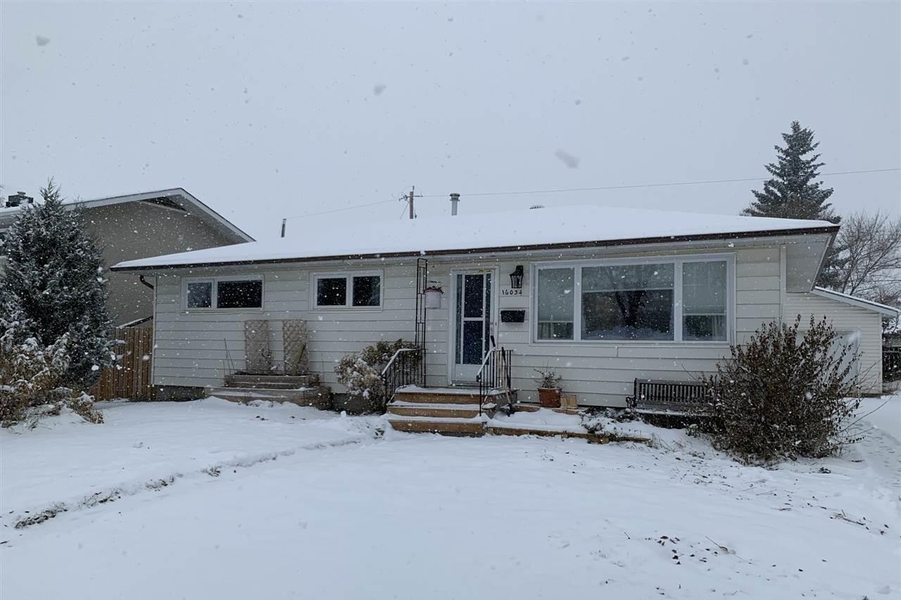 House for sale at 16034 93 Av NW Edmonton Alberta - MLS: E4220457