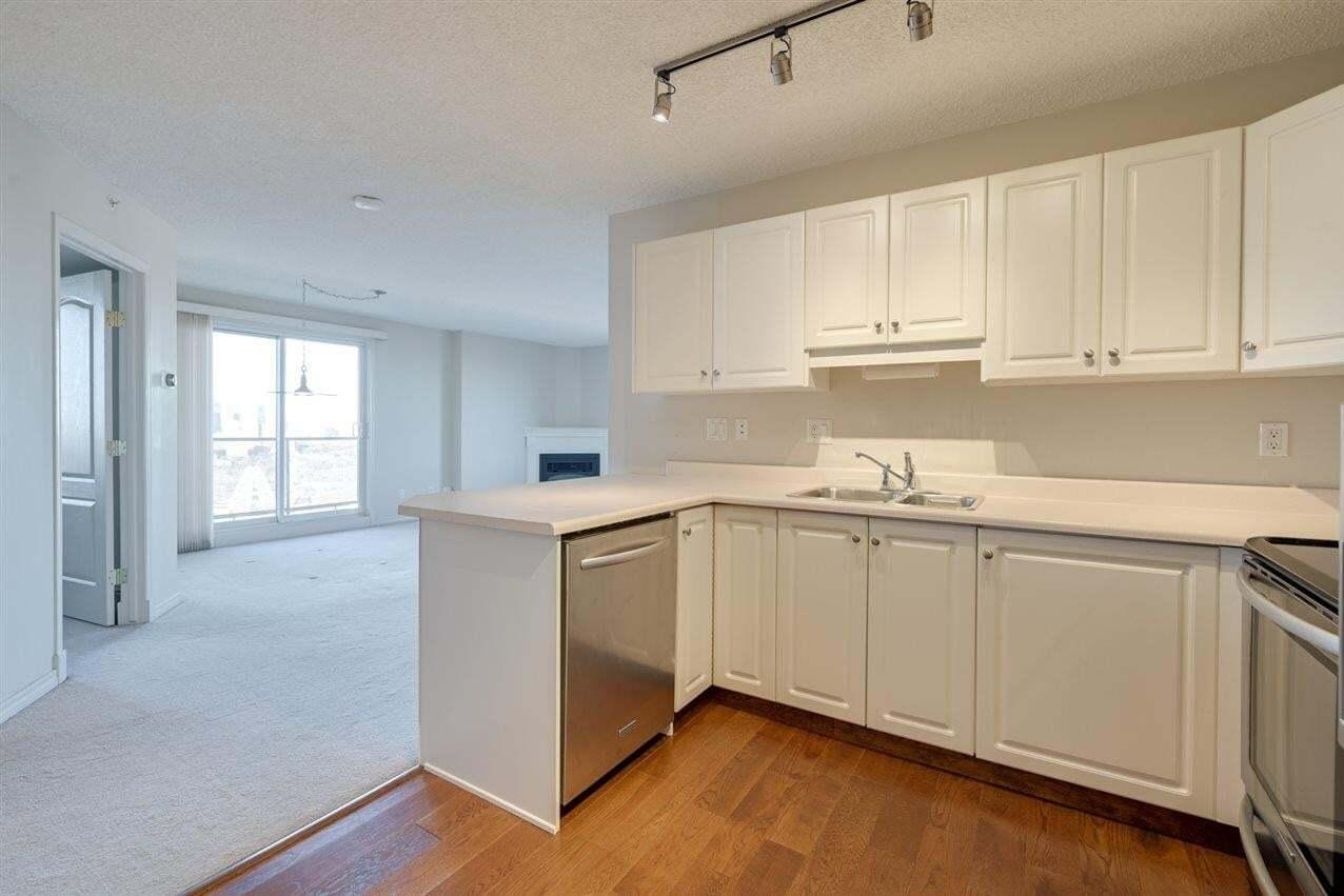 Condo for sale at 10649 Saskatchewan Dr NW Unit 1604 Edmonton Alberta - MLS: E4203836