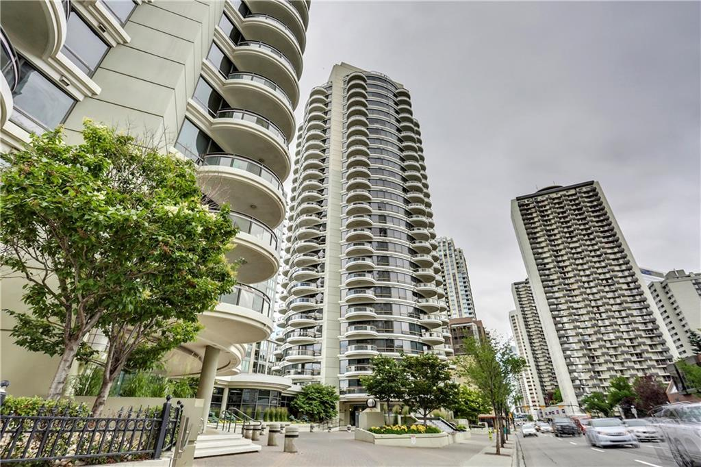 Sold: 1604 - 1078 6 Avenue Southwest, Calgary, AB