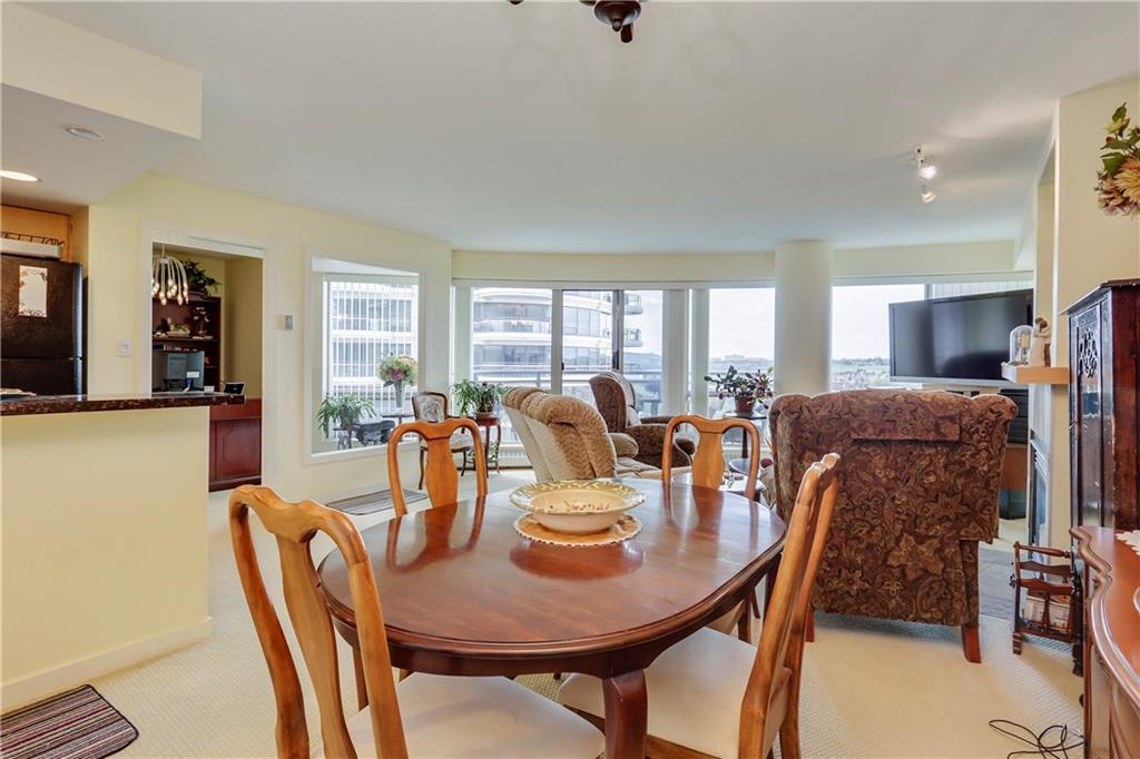 For Sale: 1604 - 1078 6 Avenue Southwest, Calgary, AB | 2 Bed, 2 Bath Condo for $399,000. See 50 photos!