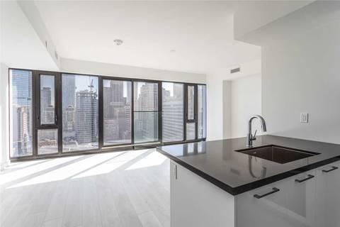 Apartment for rent at 188 Cumberland St Unit 1604 Toronto Ontario - MLS: C4583277
