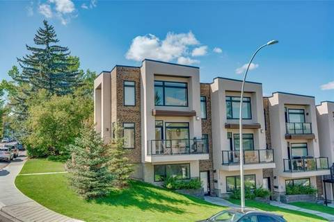 Townhouse for sale at 1604 29 Ave Southwest Calgary Alberta - MLS: C4271141