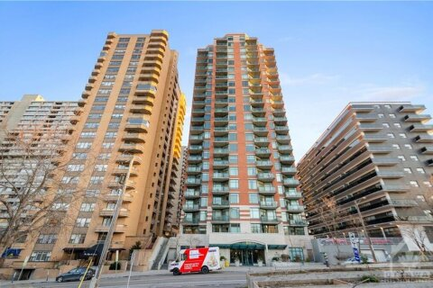 Condo for sale at 570 Laurier Ave Unit 1604 Ottawa Ontario - MLS: 1219427