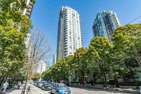 Condo for sale at 928 Richards St Unit 1604 Vancouver British Columbia - MLS: R2403427