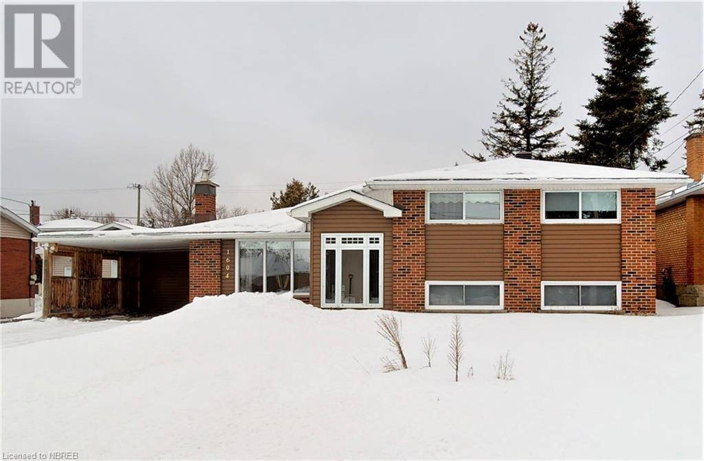 House for sale at 1604 Copeland St North Bay Ontario - MLS: 241953