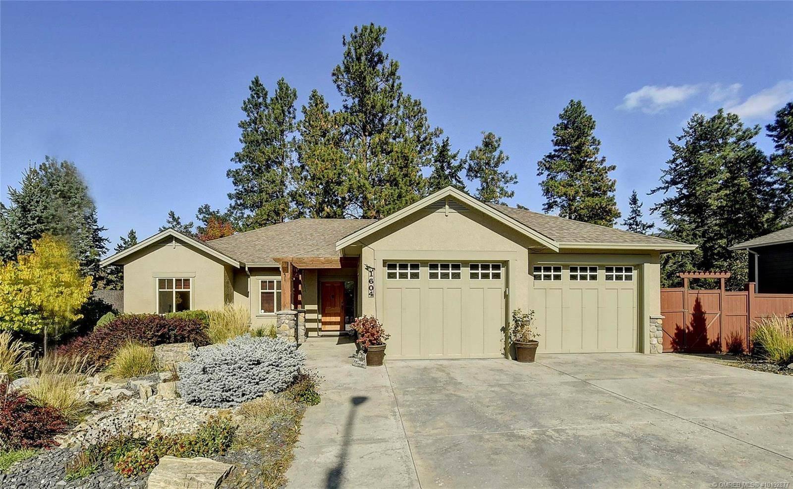 House for sale at 1604 Kloppenburg Rd Kelowna British Columbia - MLS: 10192877
