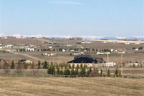 Home for sale at 16043 405 Ave East Rural Foothills County Alberta - MLS: C4238558
