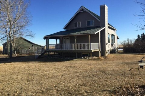 House for sale at 16047 Coal Tr W Rural Foothills County Alberta - MLS: A1045475