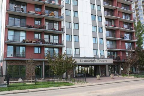 Condo for sale at 10135 Saskatchewan Dr Nw Unit 1605 Edmonton Alberta - MLS: E4161338