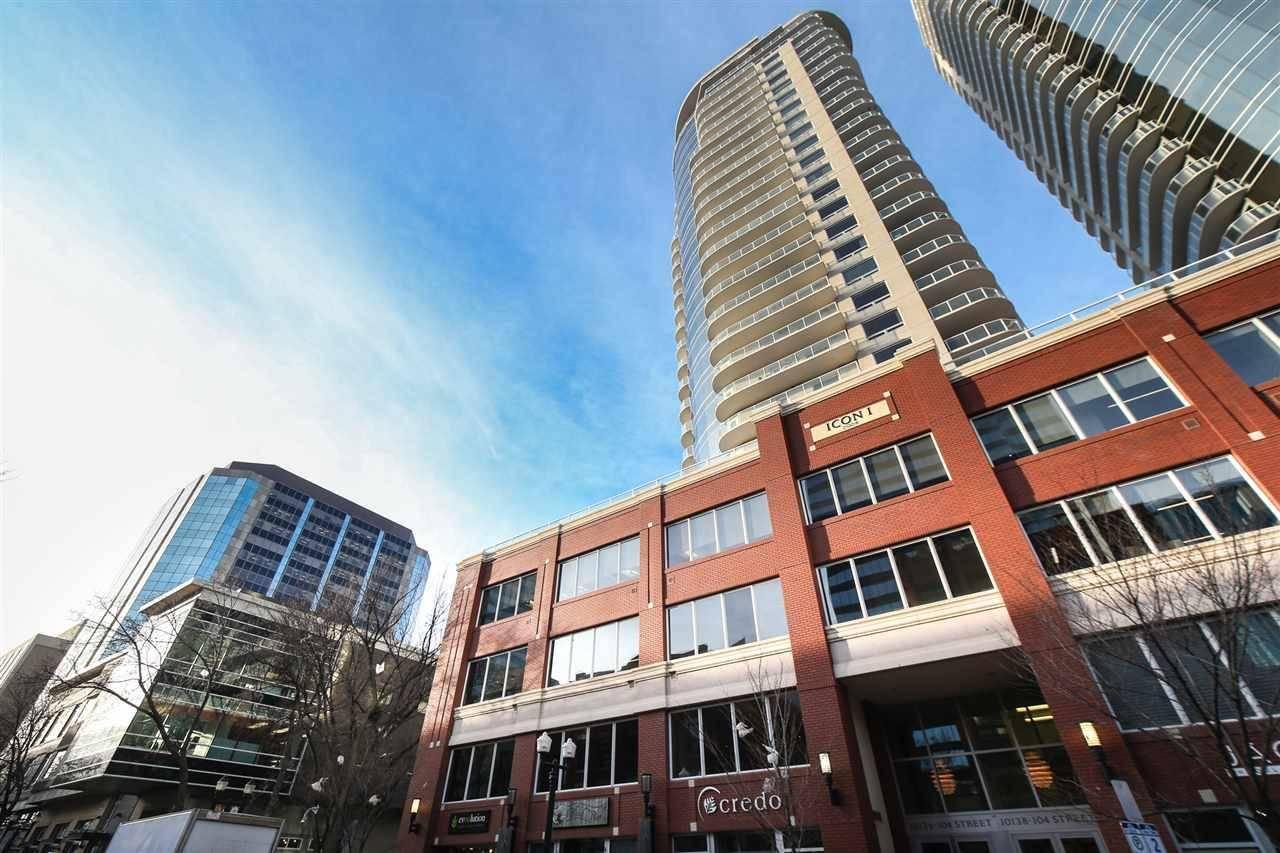 Condo for sale at 10136 104 St Nw Unit 1605 Edmonton Alberta - MLS: E4183470