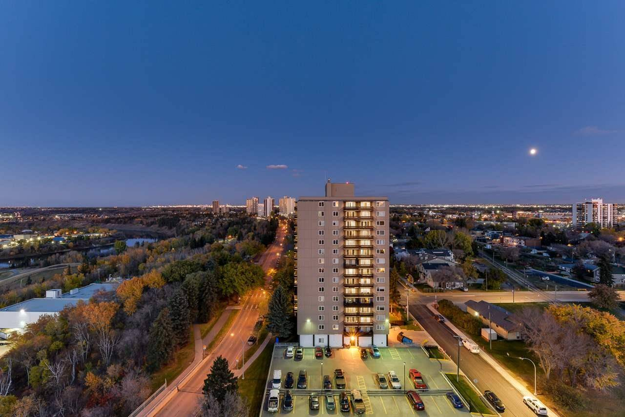 Condo for sale at 10649 Saskatchewan Dr Nw Unit 1605 Edmonton Alberta - MLS: E4172714