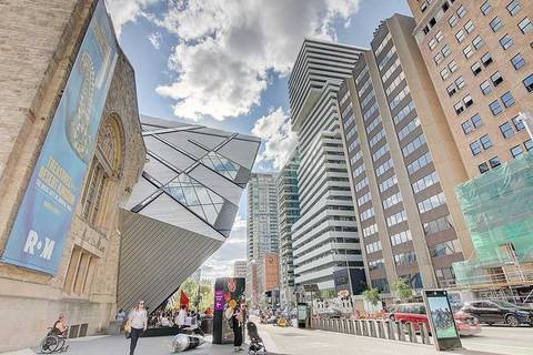 Condo for sale at 200 Bloor St Unit 1605 Toronto Ontario - MLS: C4555745