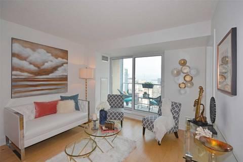 Apartment for rent at 230 King St Unit 1605 Toronto Ontario - MLS: C4482427