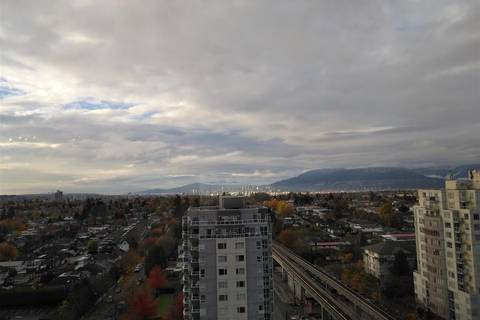 Condo for sale at 3438 Vanness Ave Unit 1605 Vancouver British Columbia - MLS: R2385254