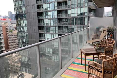 Apartment for rent at 375 King St Unit 1605 Toronto Ontario - MLS: C4933472