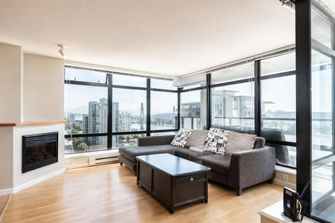Condo for sale at 610 Victoria St Unit 1605 New Westminster British Columbia - MLS: R2385787