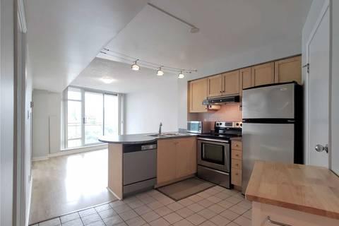 Apartment for rent at 650 Queens Quay Unit 1605 Toronto Ontario - MLS: C4577880