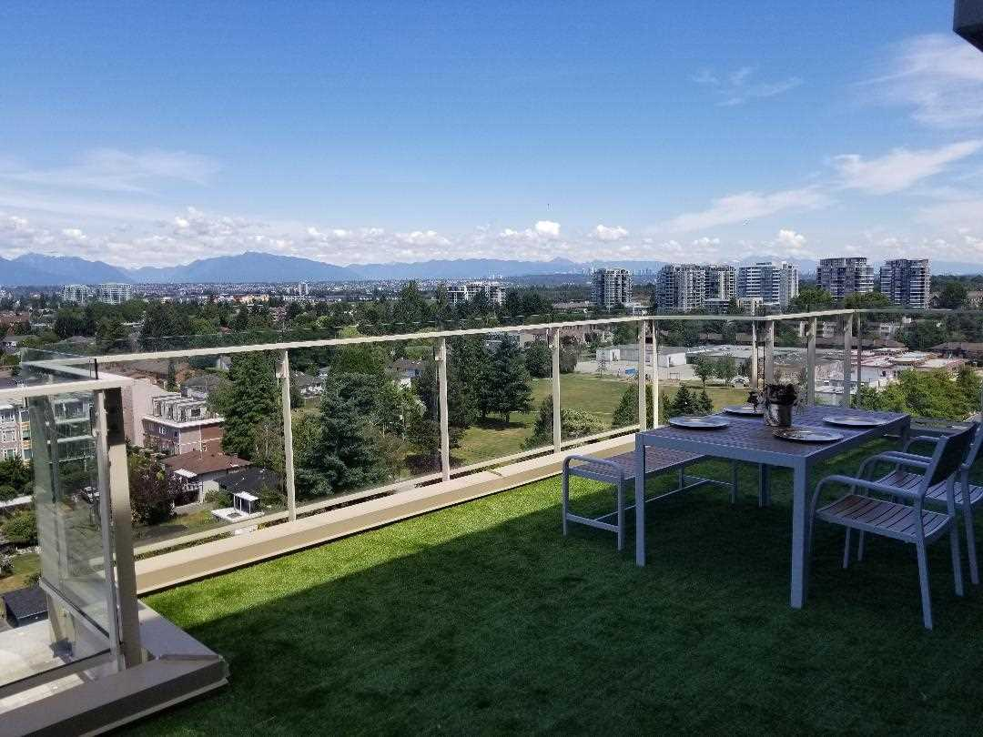 Sold: 1605 - 6888 Cooney Road, Richmond, BC