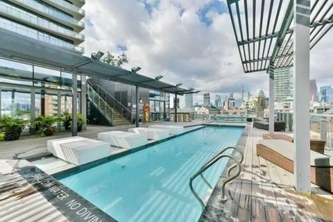 Apartment for rent at 70 Distillery Ln Unit 1605 Toronto Ontario - MLS: C4701515