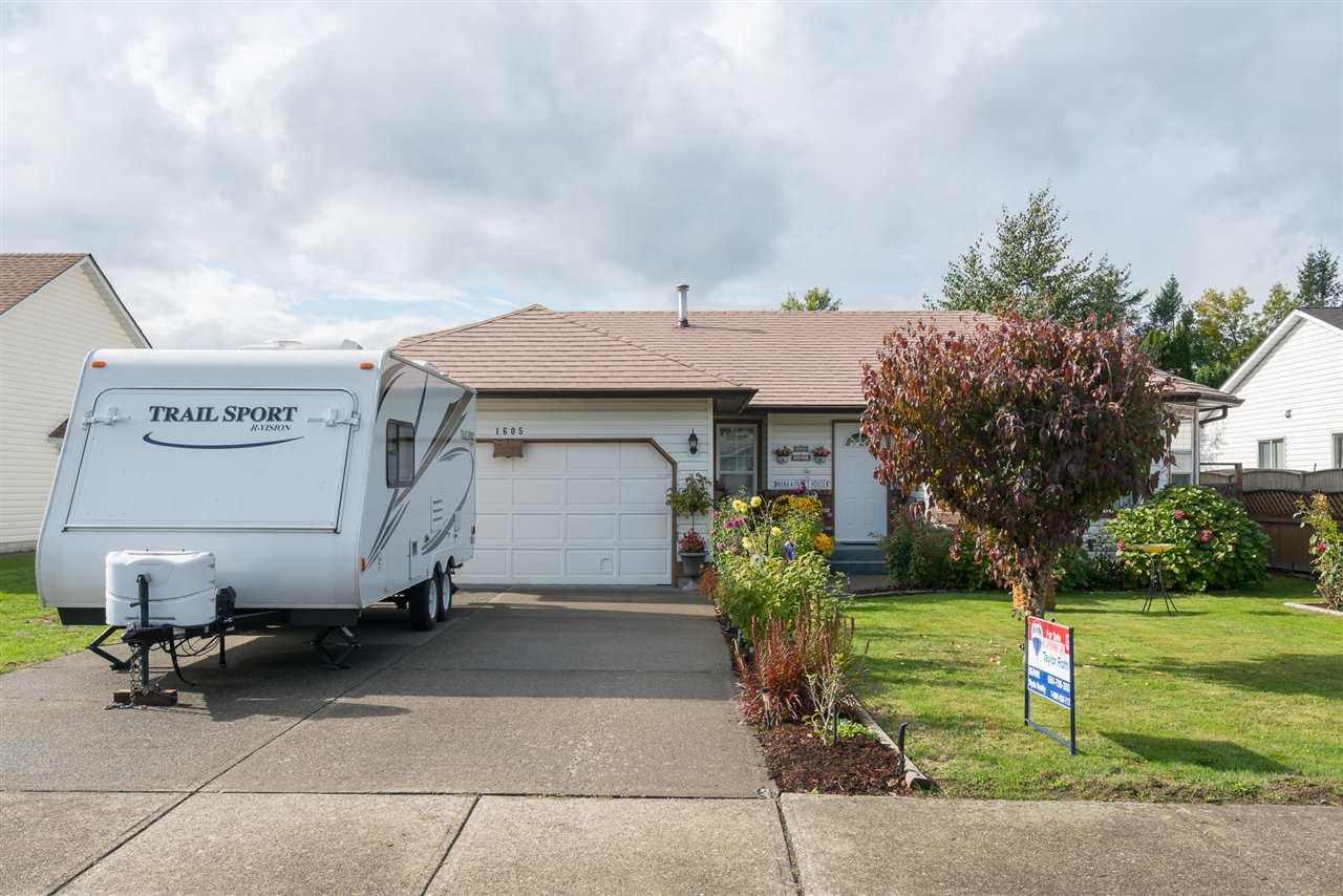 Sold: 1605 Maple Crescent, Agassiz, BC