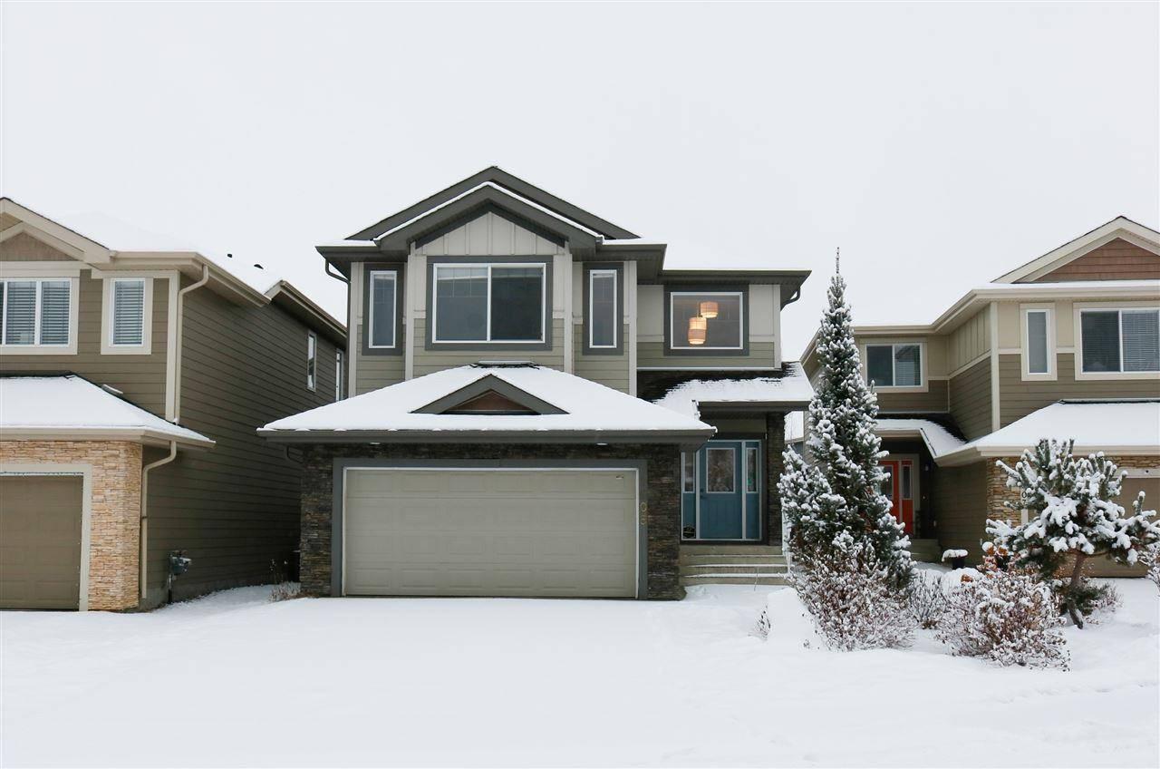 House for sale at 1605 Wates Cs Sw Edmonton Alberta - MLS: E4181811