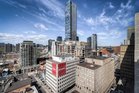 Apartment for rent at 10 Bellair St Unit 1606 Toronto Ontario - MLS: C4437080