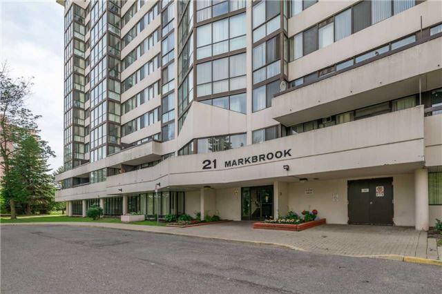 Sold: 1606 - 21 Markbrook Lane, Toronto, ON