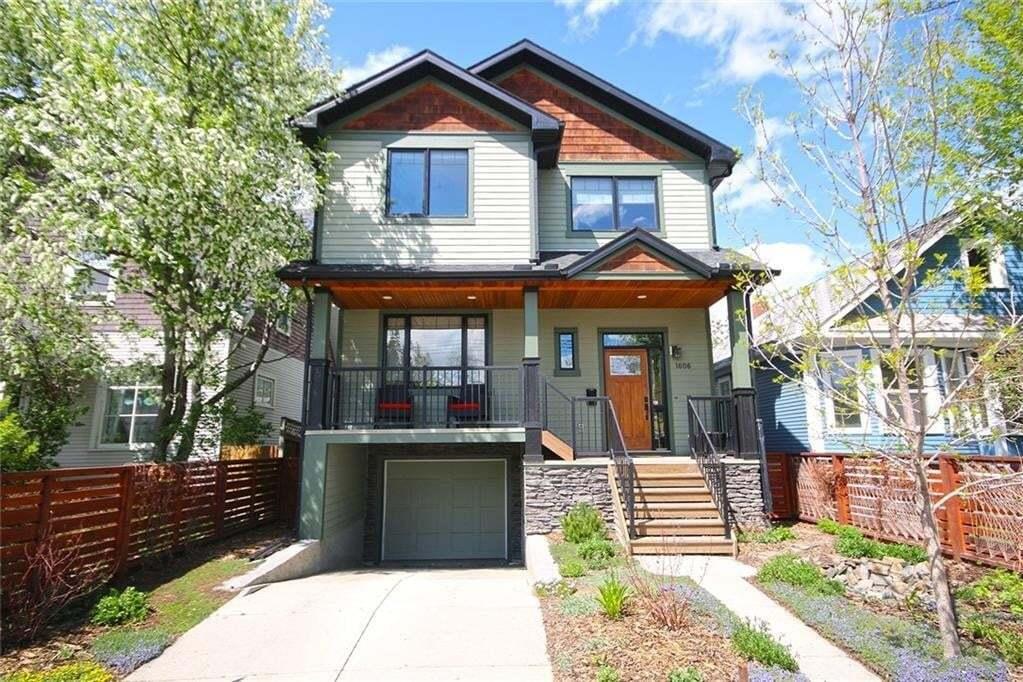 House for sale at 1606 25 Av SW Bankview, Calgary Alberta - MLS: C4296033