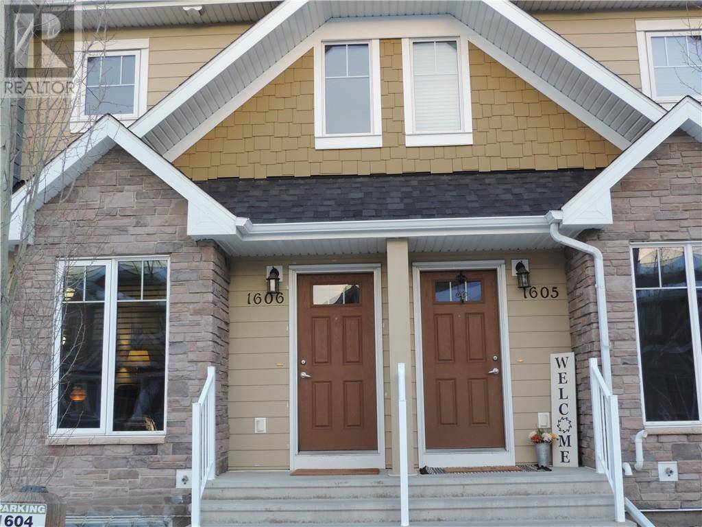 Townhouse for sale at 30 Carleton Ave Unit 1606 Red Deer Alberta - MLS: ca0190338