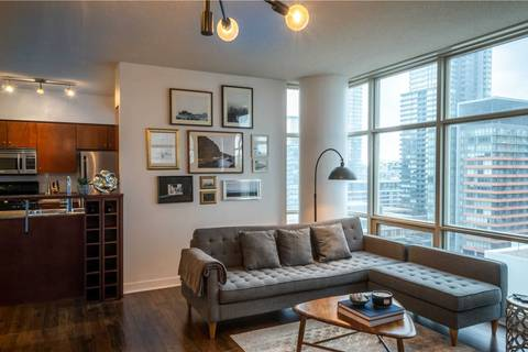 Condo for sale at 35 Mariner Terr Unit 1606 Toronto Ontario - MLS: C4696719