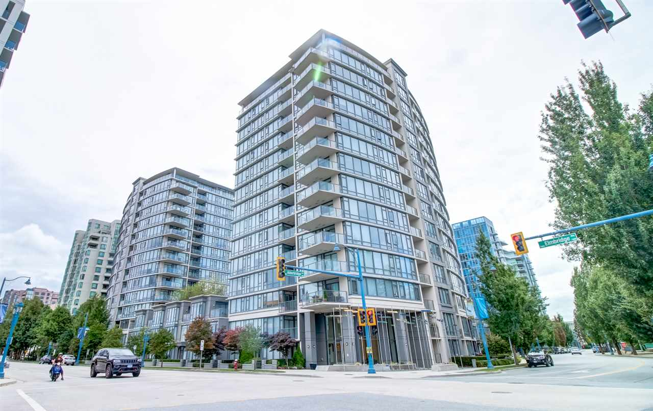 Sold: 1606 - 7360 Elmbridge Way, Richmond, BC