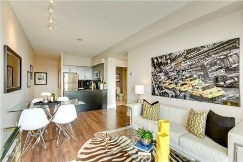 Apartment for rent at 83 Redpath Ave Unit 1606 Toronto Ontario - MLS: C4989666