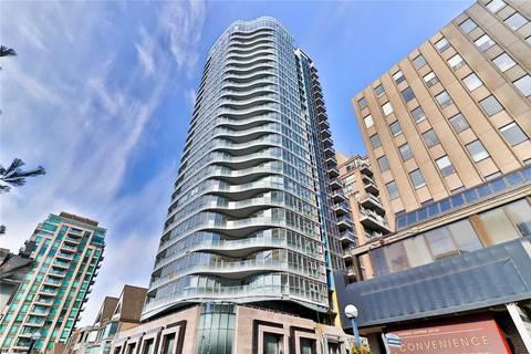 Apartment for rent at 88 Cumberland St Unit 1606 Toronto Ontario - MLS: C4733944