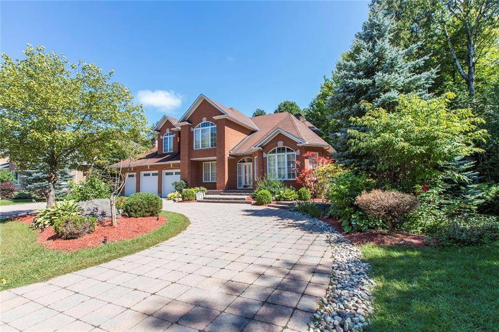 House for sale at 1606 Forest Ridge Pl Ottawa Ontario - MLS: 1168840