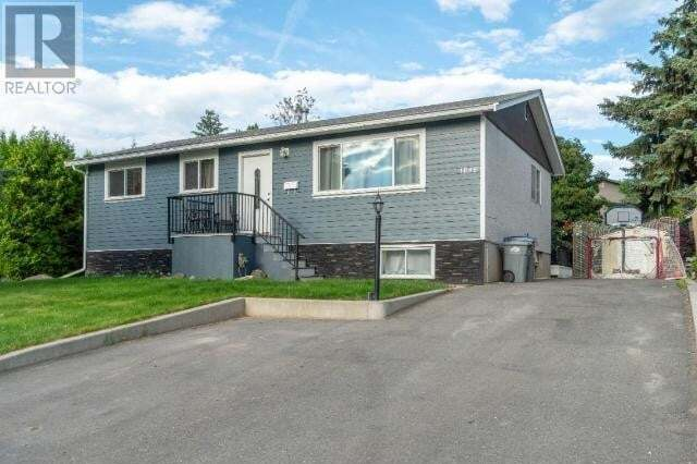 House for sale at 1606 Napier Place  Kamloops British Columbia - MLS: 157046
