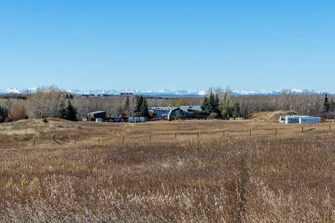 Home for sale at 16066 261 Ave E Rural Foothills M.d. Alberta - MLS: C4205806
