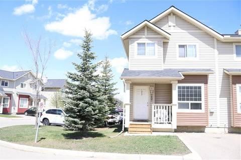 Townhouse for sale at 111 Tarawood Ln Northeast Unit 1607 Calgary Alberta - MLS: C4243620