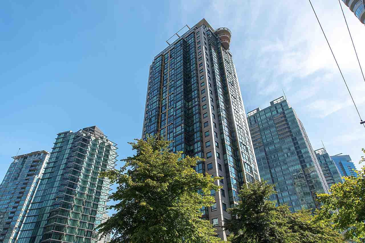 Buliding: 1331 Alberni Street, Vancouver, BC