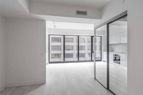 Apartment for rent at 188 Cumberland St Unit 1607 Toronto Ontario - MLS: C4543825