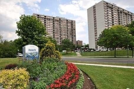 Removed: 1607 - 25 Silver Springs Boulevard, Toronto, ON - Removed on 2017-10-15 05:44:42