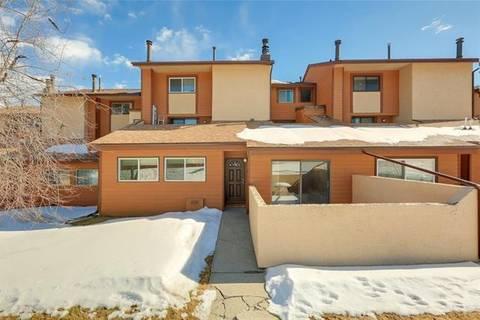 Townhouse for sale at 2520 Palliser Dr Southwest Unit 1607 Calgary Alberta - MLS: C4233415