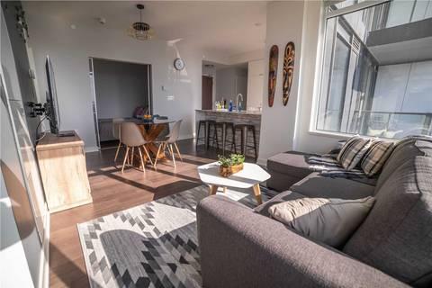 Apartment for rent at 27 Bathurst St Unit 1607 Toronto Ontario - MLS: C4608815