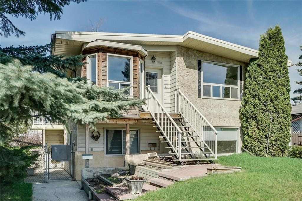 For Sale: 1607 39 Street Southwest, Calgary, AB | 6 Bed, 2 Bath House for $587,500. See 45 photos!