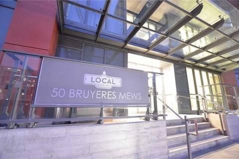 Apartment for rent at 50 Bruyeres Me Unit 1607 Toronto Ontario - MLS: C4697091