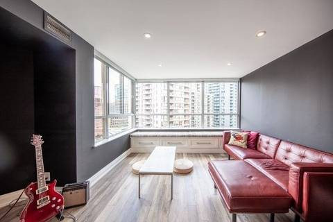 Apartment for rent at 717 Bay St Unit 1607 Toronto Ontario - MLS: C4632535